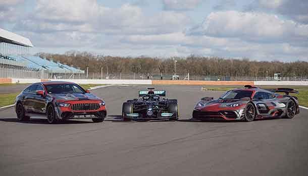 Mercedes-AMG GT 73 V8 Biturbo E Performance
