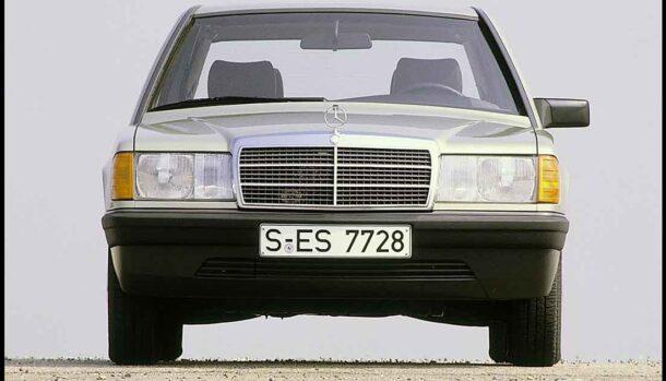 Mercedes-Benz Classe C - W 201
