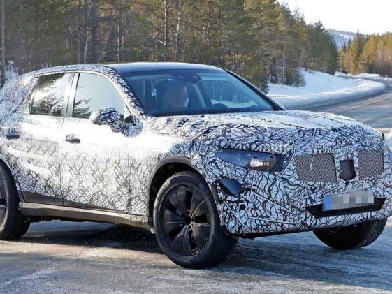 Mercedes GLC Coupe 2022