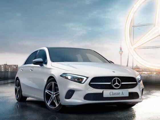 Mercedes Night Edition