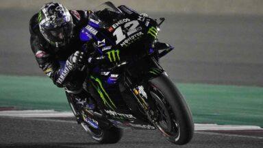 MotoGP Qatar - Maverick Vinales