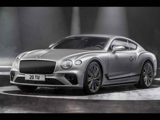 Nuova Bentley Continental GT Speed