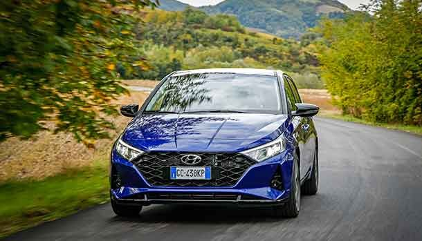 Nuova Hyundai i20 Bose