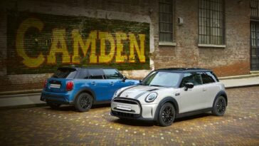 Nuova Mini Camden Edition