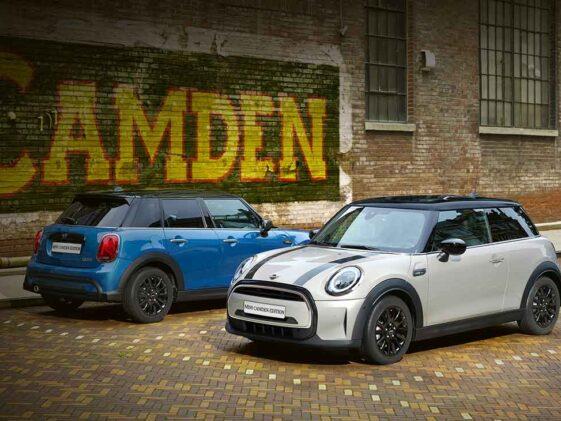 Nuova Mini Camden Edition