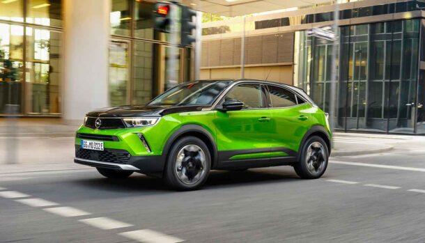 Nuova Opel Mokka