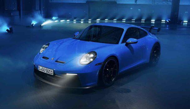 Nuova Porsche 911 GT3 2022