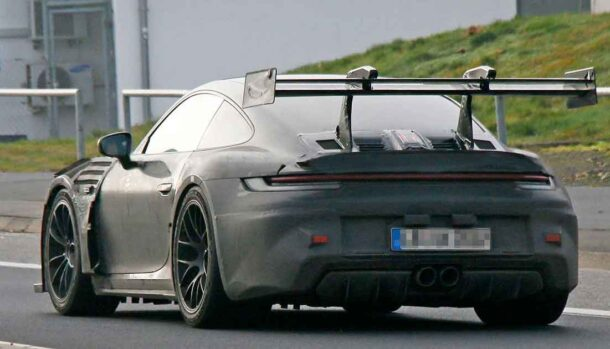 Porsche 911 GT3 RS 2022