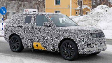 Range Rover 2022 PHEV