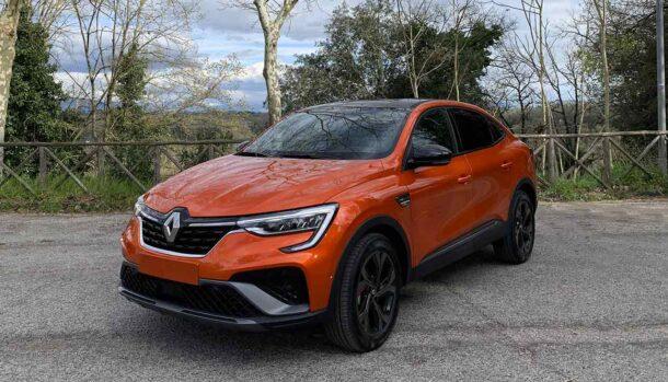 Renault Arkana - Test Drive
