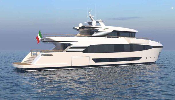 Spadolini Concept 32.8 m