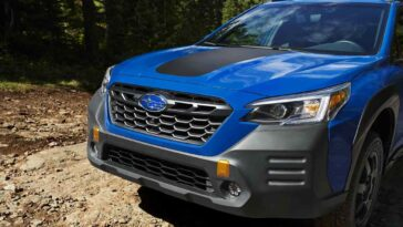 Subaru Outback Wilderness Edition 2022