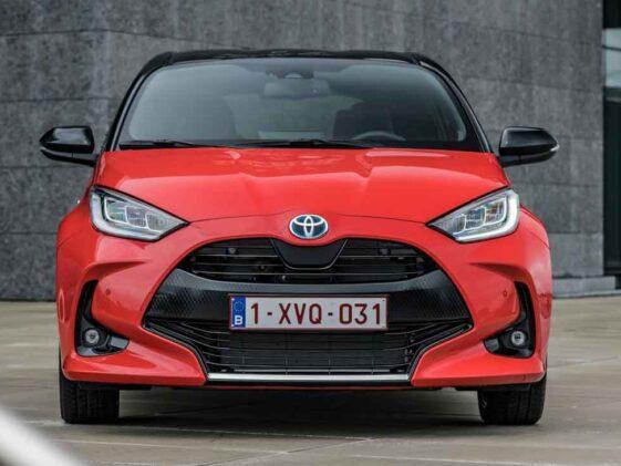 Toyota Yaris - Car of the Year 2021