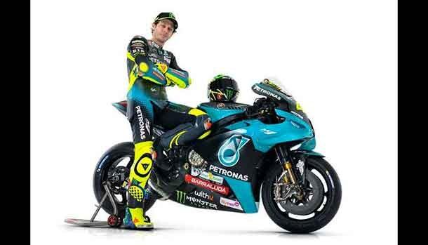 Valentino Rossi - Team Petronas Yamaha SRT
