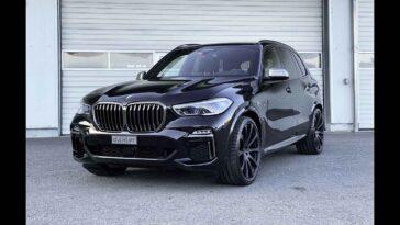BMW X5 M50i by Dahler
