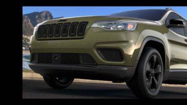 JeepCherokee Freedom Edition 2021