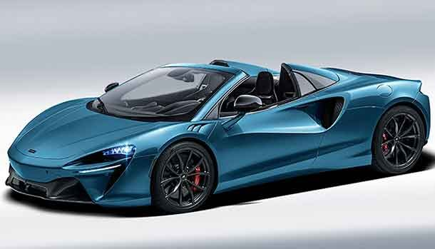 McLaren Artura Spider