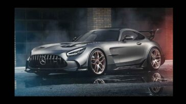 Mercedes-AMG GT Black Series by Wheelsandmore