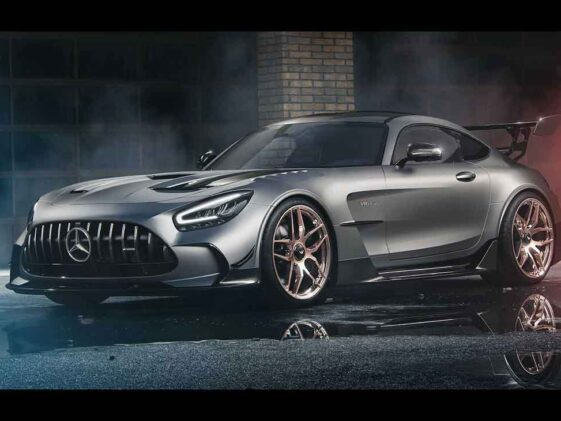 Mercedes-AMG GT Black Series by Wheelsandmore