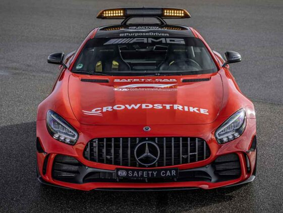 Mercedes-AMG GT R e C 63 S - Safety e medical cars F1 2021
