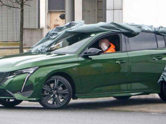 Nuova Peugeot 308 2021