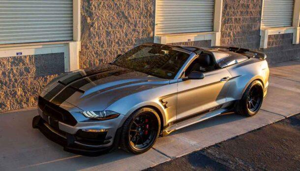 Shelby Super Snake Speedster Edition