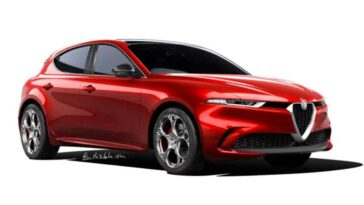 Alfa Romeo Giulietta 2022