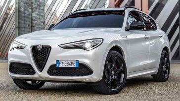 Alfa Romeo Stelvio 2021