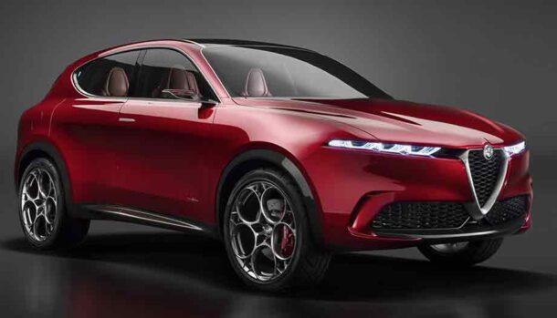 Alfa Romeo Tonale Hybrid