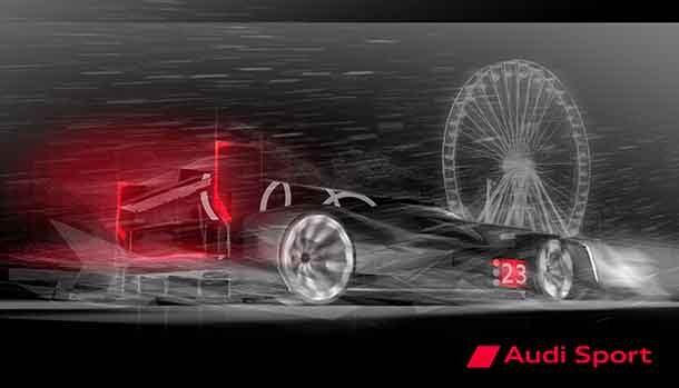 Audi LMDh - 24ore di Le Mans 2022