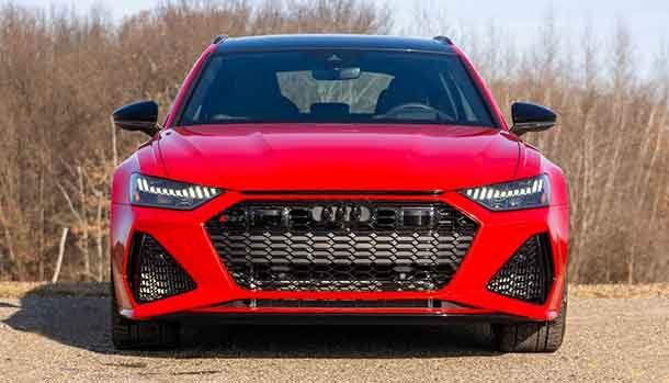 Audi RS 2022