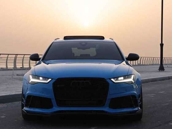 Audi RS6 Avant C7.5