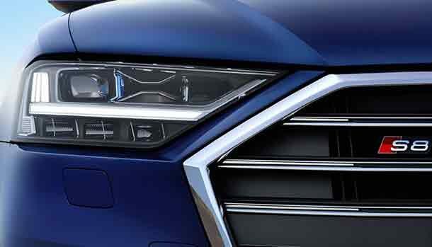 Audi S8 2021