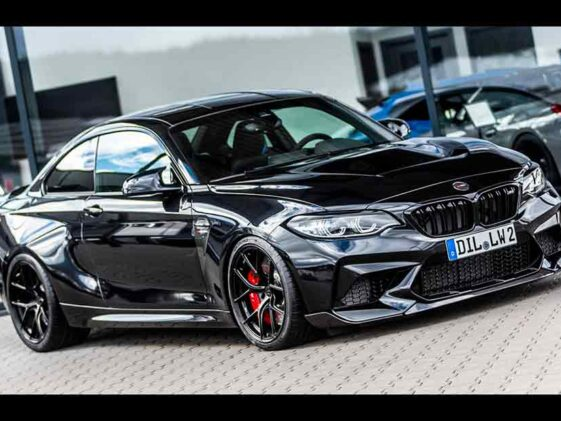 BMW M2 Competition by Lightweight Performance