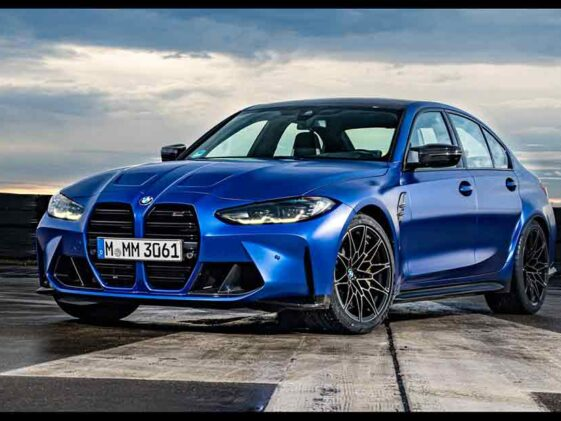 BMW M3 2021 Competition