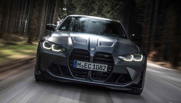 BMW M3 Competition xDrive 2022
