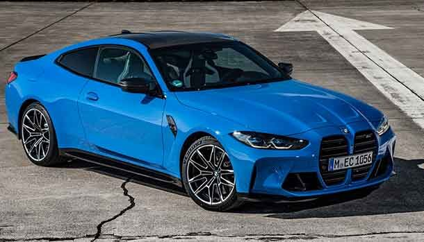 BMW M4 Competition xDrive