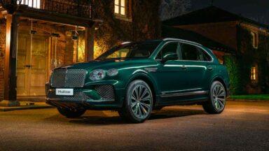 Bentley Bentayga Hybrid Mulliner