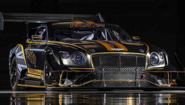 Bentley Continental GT3 Pikes Peak 2021