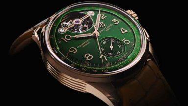 Breitling Premier B21 Chronograph Tourbillon 42 Bentley