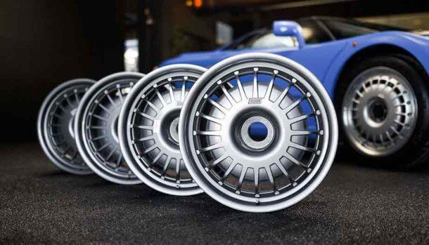 Bugatti EB110 - Cerchi