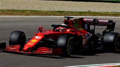 F1 Imola - Charles Leclerc
