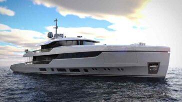 Columbus Yachts Atlantique 43m