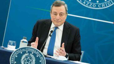Nuovo DPCM 26 aprile - Governo Draghi