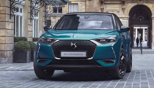 DS 3 Crossback 2022
