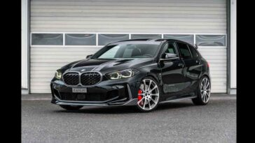 BMW 128ti by Dahler