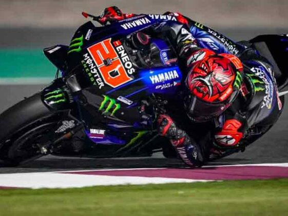 Fabio Quartararo - MotoGP Portimao 2021