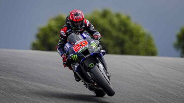 Fabio Quartararo - MotoGP - Portimao 2022