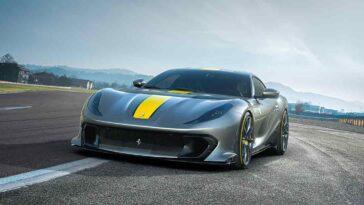 Ferrari 812 Superfast Versione Speciale