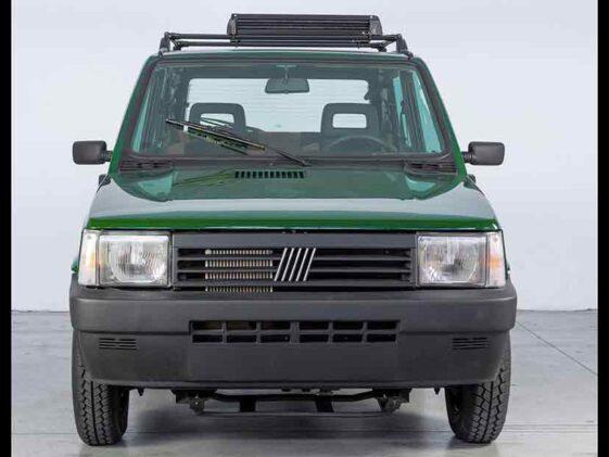 Fiat Panda Integral-e